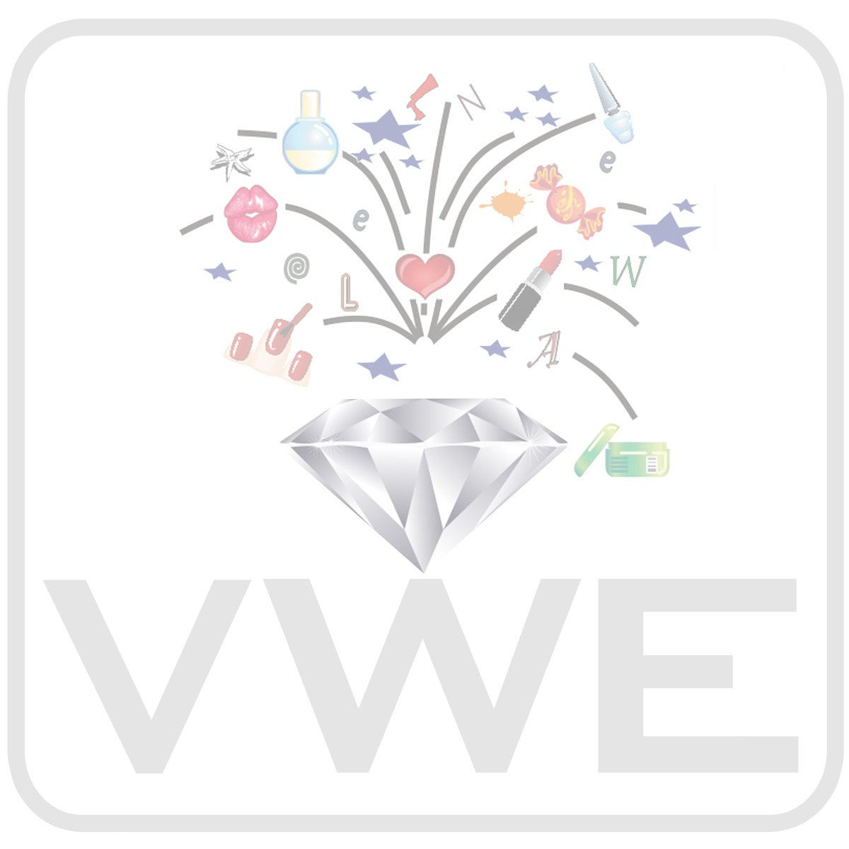UV Gel Flux Silver Diamond - GFSD-15 - 15ml