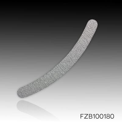 Professional Curved Zebra File - black 100/180