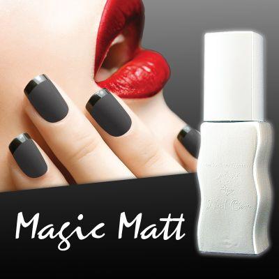 Magic Matt Lichthärtender Mattierer für UV-Gele und GelPolish
