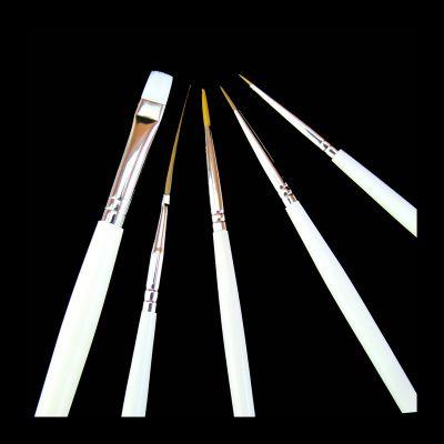 Nail Art Pinsel 5-teiliges Set