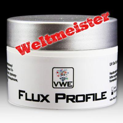 UV Gel Flux Profile