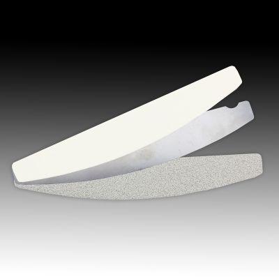 Wechselfeilen-System Halbmond mit flexiblem Stahlboard